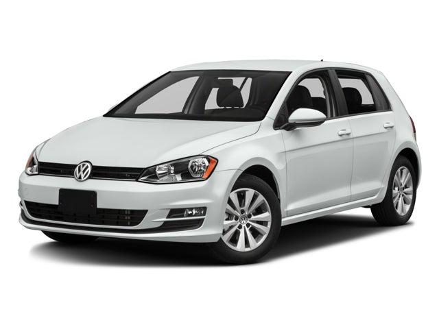 2016 Volkswagen Golf Tsi S 4 Door In Sterling Va Mini Of