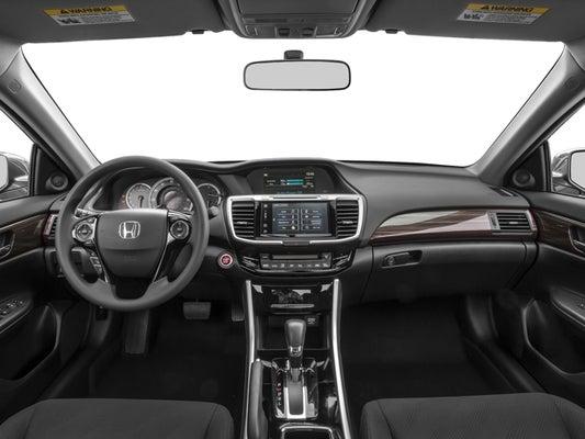 2016 Honda Accord 4dr I4 Cvt Ex In Sterling Va Mini Of