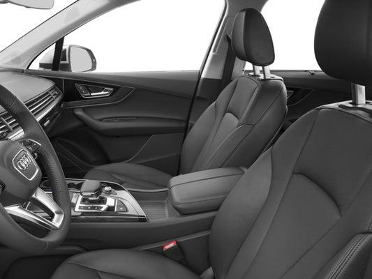 2017 Audi Q7 3 0 Tdi Premium Plus Quattro In Sterling Va Mini Of