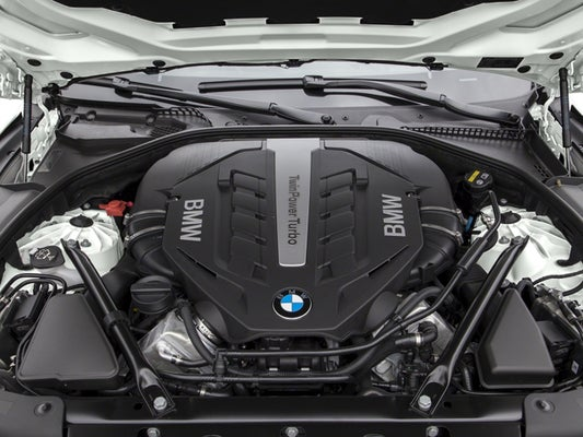 2017 BMW 6 Series 650i xDrive Gran Coupe