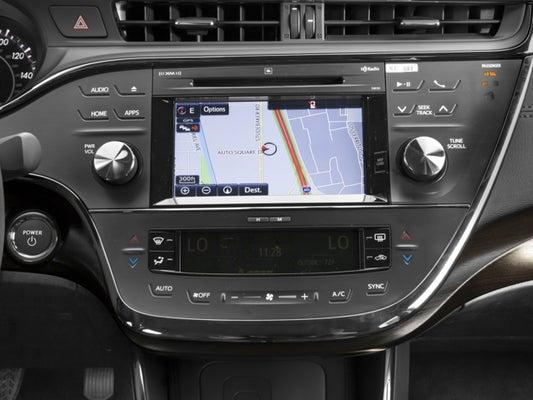 2017 Toyota Avalon Hybrid Limited In Sterling Va Mini Of