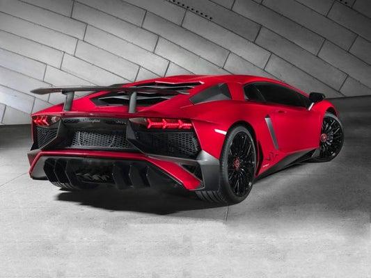 2017 Lamborghini Aventador Coupe >> 2017 Lamborghini Aventador S Coupe