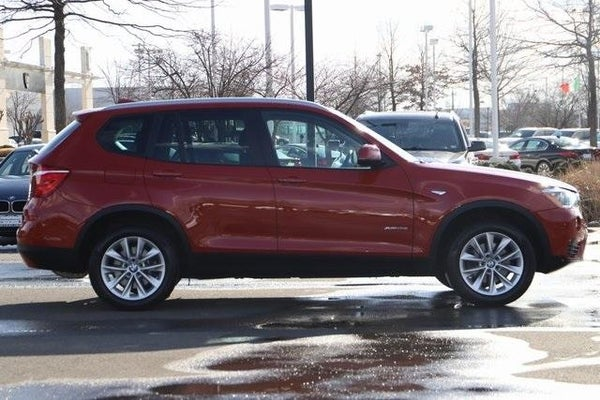 2017 Bmw X3 Xdrive28i Sports Activity Vehicle In Sterling Va Sterling Bmw X3 Mini Of Sterling
