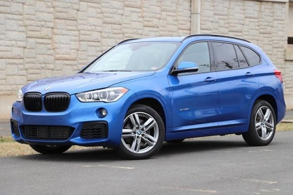 2017 Bmw X1 Xdrive28i Sports Activity Vehicle In Sterling Va Sterling Bmw X1 Mini Of Sterling
