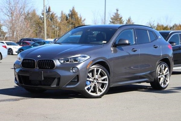 2019 Bmw X2 M35i Sports Activity Vehicle In Sterling Va Sterling Bmw X2 Mini Of Sterling
